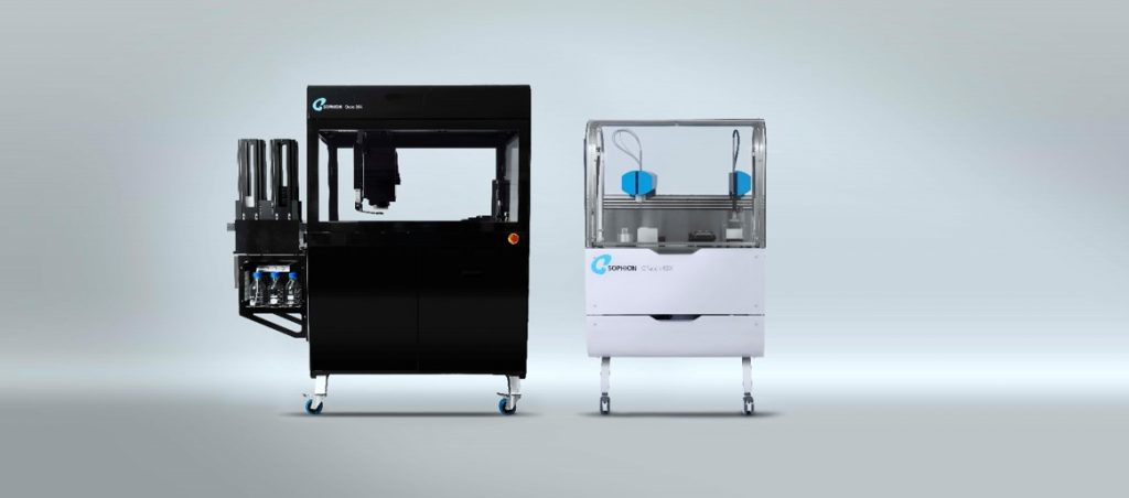 Sophion's Qube384 and QPatch II